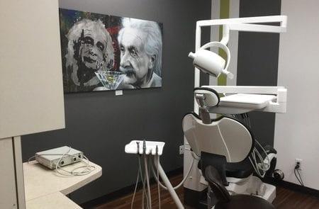 Beaumaris Dental new dentist room